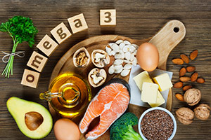 Foods Containing Omega 3