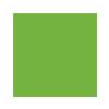 Groene getekende grafiek met pijl die omhoog gaat