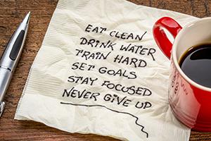 healthy eating habits