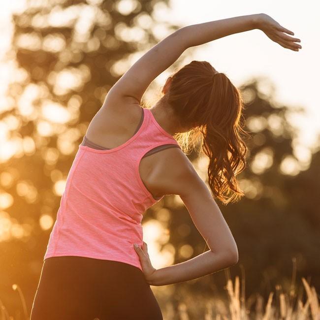 5 manieren om van de oefening te herstellen