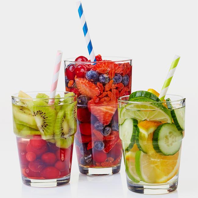 Voedingsmiddelen Voor een Detox