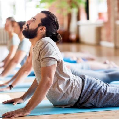 5 Yoga-posities voor beginners