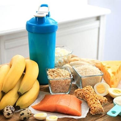 7 Essential foods for muscle development
