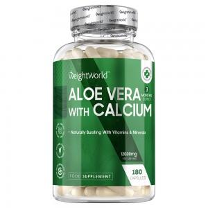 Aloe vera met calcium