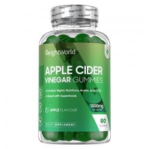Appelciderazijn Gummies | Natuurlijk voedingssupplement voor gewichtsbeheer