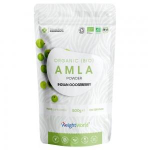 Bio Amla-poeder - Poedersupplement met biologische oorsprong - 500g