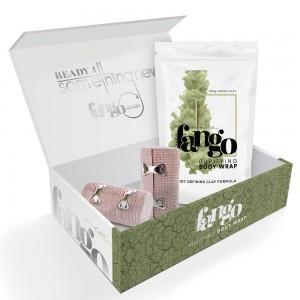 Eco Masters Fango Bodywrap van Grijze Klei - Huid Detox