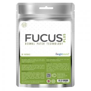 Fucus Afslankpleisters - Natuurlijke hulp met afvallen - 30 pleisters