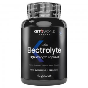 Keto-elektrolyt - Weightworld