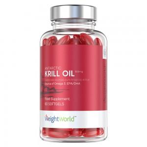 Antarctic Krill Oil -Krachtige Omega 3 - 60 Capsules