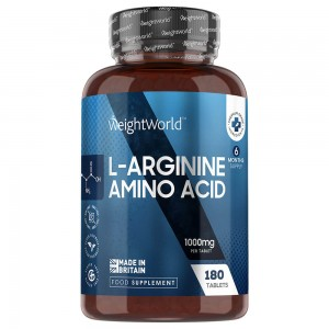 L- Arginine tabletten
