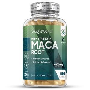Maca Wortel | Natuurlijk Voedingssupplement Voor Energie