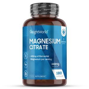 Magnesium citraat | Natuurlijk Welzijn Supplement Voor Energie