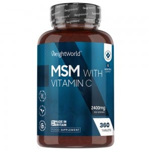 MSM met vitamine C