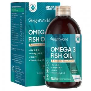 Omega 3 visolie