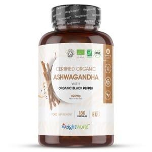 Ashwagandha | Natuurlijk Energieleverend Supplement