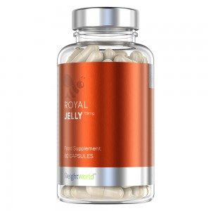 Royal Jelly - 60 Capsules - Welzijn Supplement