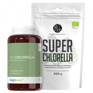 Chlorella Super Pakket - Tabletten & Poeder - Pure Algen Supplement