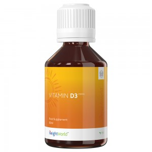 WeightWorld Vitamine D3 Druppels