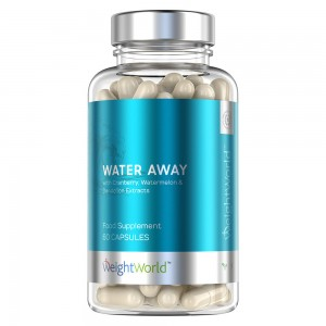 Water Away - Vochtafdrijvers - 60 Capsules - Plastabletten - Supplement