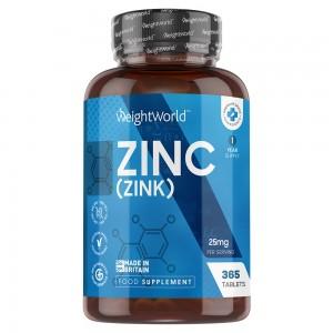 Zink Tabletten | Voedingssupplementen voor jouw immuunsysteem en cognitieve functies