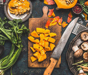 Autumnal Ingredients
