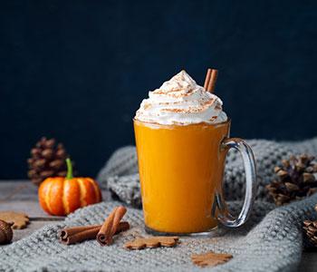 Pumpkin Spiced Latte